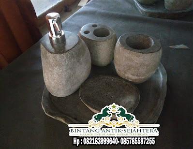 Bathroom Set Batu Kali | Bathroom Set Kamar Mandi Mewah