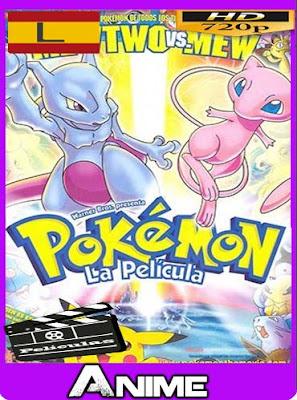 Pokemon Película: Mewtwo Contraataca (1998) latino HD [720P] [GoogleDrive] rijoHD