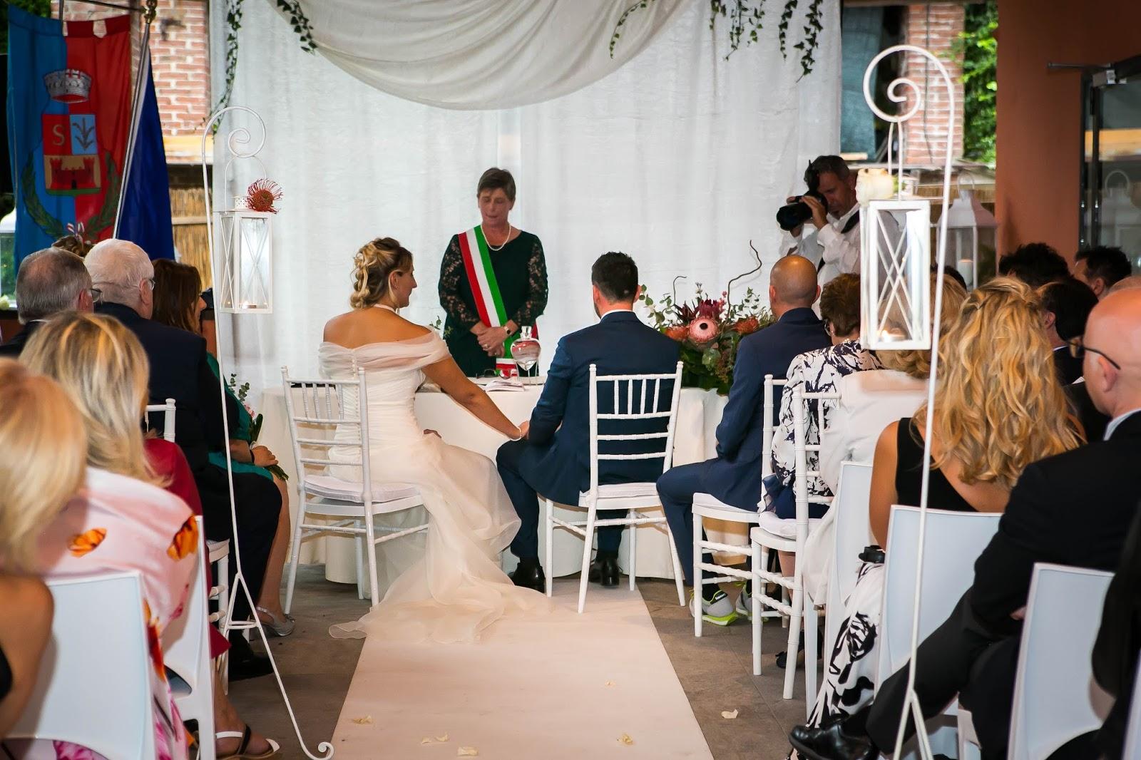 Matrimonio rito civile vero
