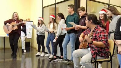 Concert de Nadales a l'Aviparc
