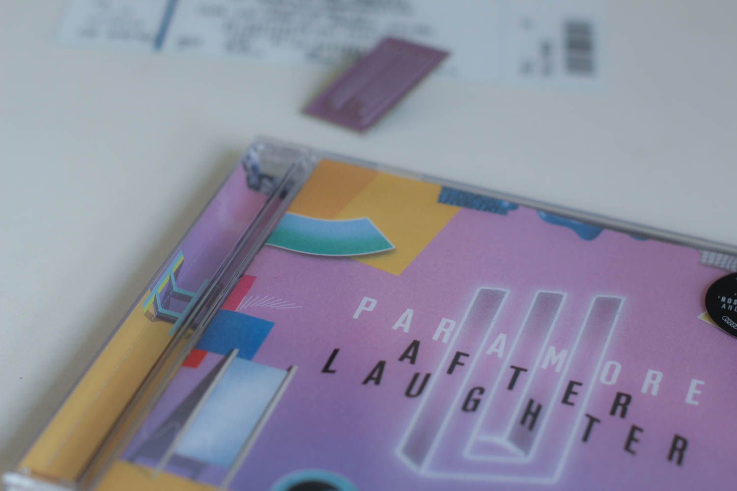 Paramore After Laughter Review Foxxtailz