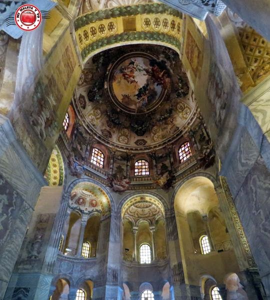 Rávena - Basílica de S. Vital