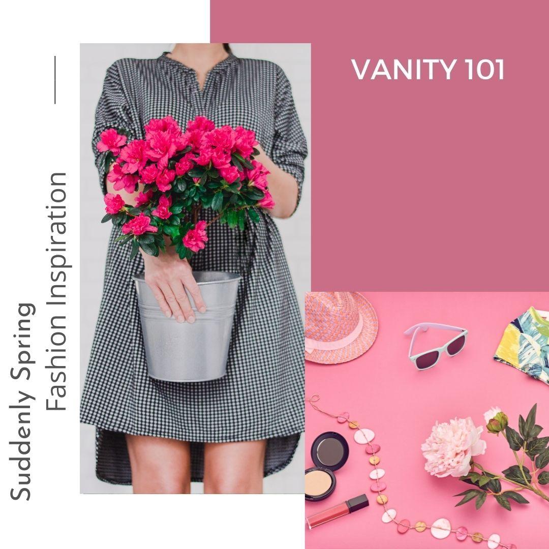 Suddenly Spring Fashion Inspiration