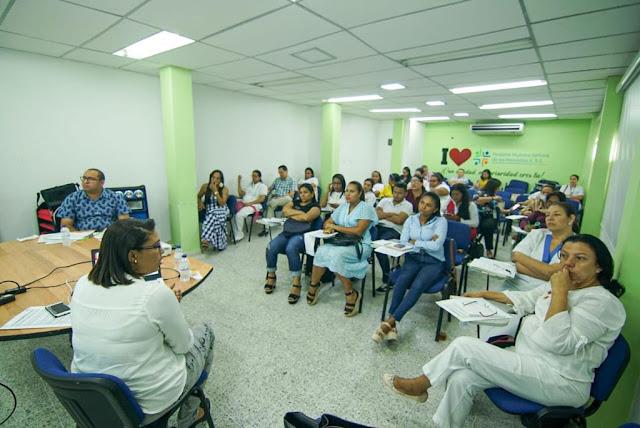 Secretaría de Salud de Riohacha realizó Comité de Vigilancia Epidemiológica