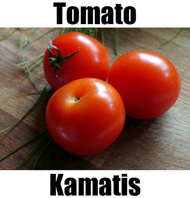 Tomato in Tagalog