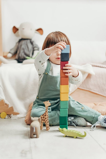 Types of Kids' Toys Based On Age