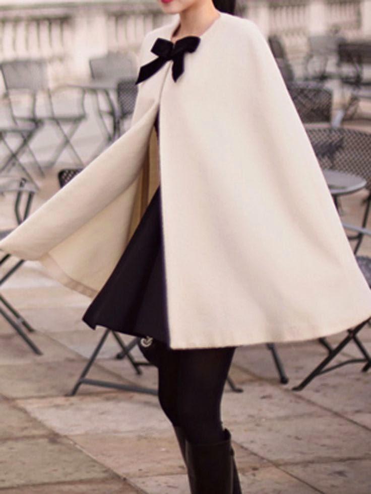 Płaszcze - inspiracje