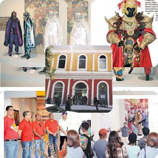 La Vega tiene lo que no tenia!. Museo carnaval Vegano la historia de una tradición, ocho salas de exhibiciones y una para audiovisuales.