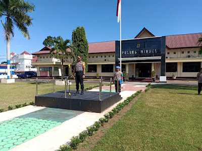 Polres Minsel Bersama TNI Siaga 1