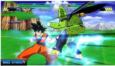 Dragon Ball Z: Shin Budokai PPSSPP PSP 4