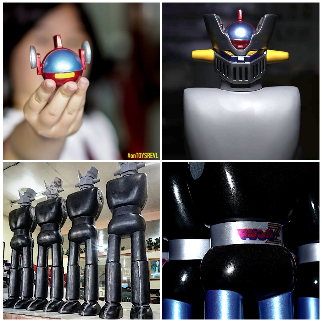 Exclusive First Look at JUMBO MACHINDER: MAZINGER Z Teaser