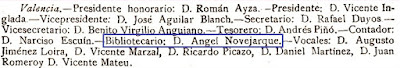 Página 11 de la revista La Suno Hispana, 1908
