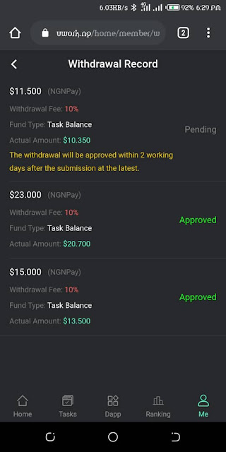 Approved payment from Uwork_1