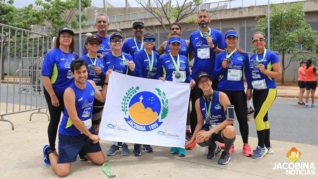 Atletas de Jacobina participam da Volta Internacional da Pampulha