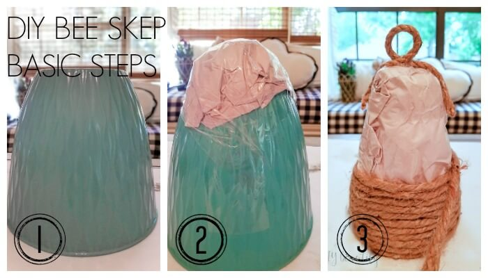 use paper to make a dome shape