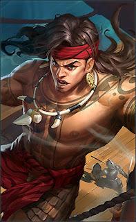 Lapu Lapu Great Chief Heroes Fighter Assassin of Skins V4