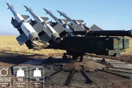إثيوبيا تستلم أنظمة دفاع جوي حديثة مضادة للطائرات لحماية سد النهضة