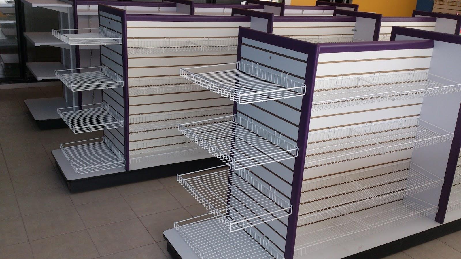 Muebles de tiendas mobiliario de oficina muebles de for Muebles para comercio