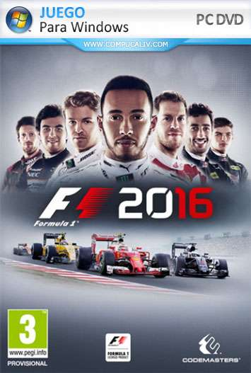 F1 2016 PC Full Español