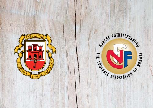 Gibraltar vs Norway -Highlights 24 March 2021