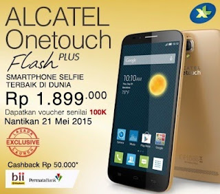 Alcatel Onetouch Flash Plus Rp 1.899.000
