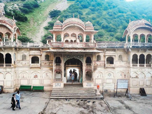 Galta Ji, Jaipur - Temples