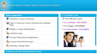 CCS University: Correct Online Registration Form 2015-CCS University Blog