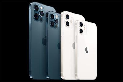 Apple akirnya menghadirkan deretan iPhone terbarunya yang terdiri dari  Ini Harga Lengkap iPhone 12 Series Terbaru