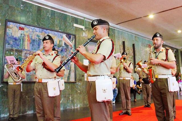 CORONAVIRUS. Concerto di beneficenza dell'Esercito in Sicilia (VIDEO)