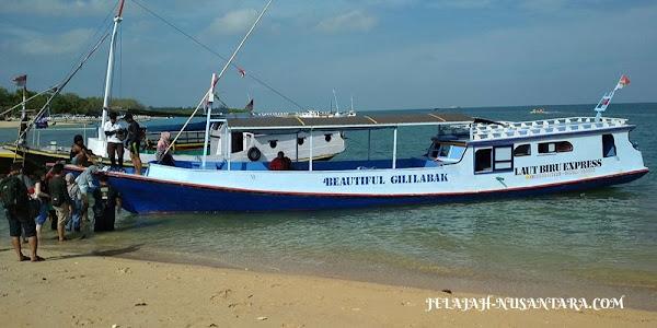 aktivitas wisata jelajah pulau gili labak dan pantai sembilan madura