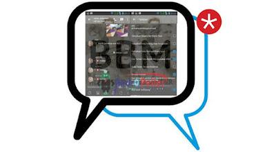 BBM MOD Tema Alexander V2.13.1.14 APK