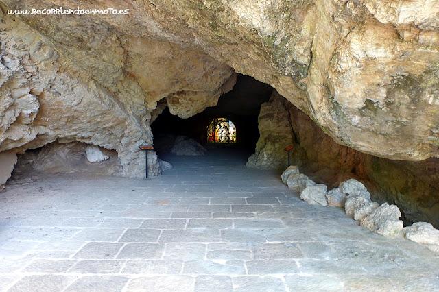 Cueva eremítica ermita S. Saturio, Soria