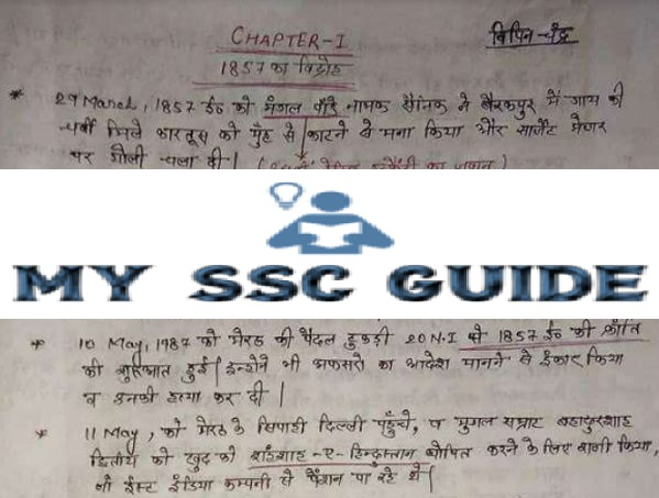 [**Latest**] Modern History of India Pdf in Hindi by Bipin Chandra | Modern History | My SSC Guide