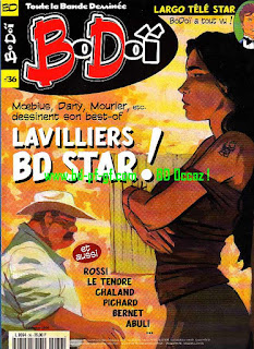 Lavilliers BD, star !
