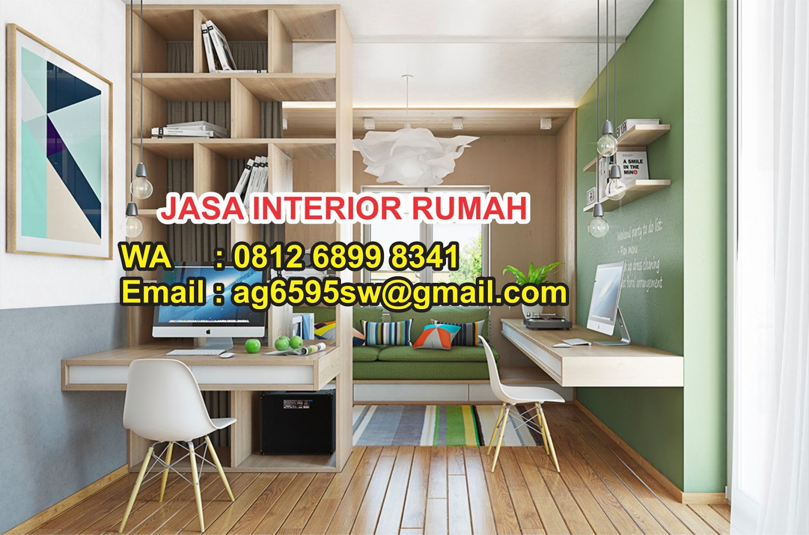 Harga jasa desain gambar interior