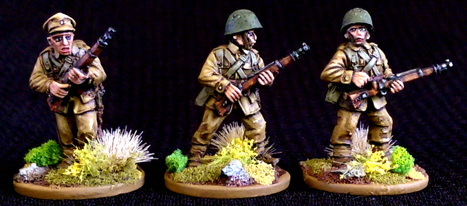 Left Handed Panzerfaust: Tutorial 28mm Polish Painting Guide WW2