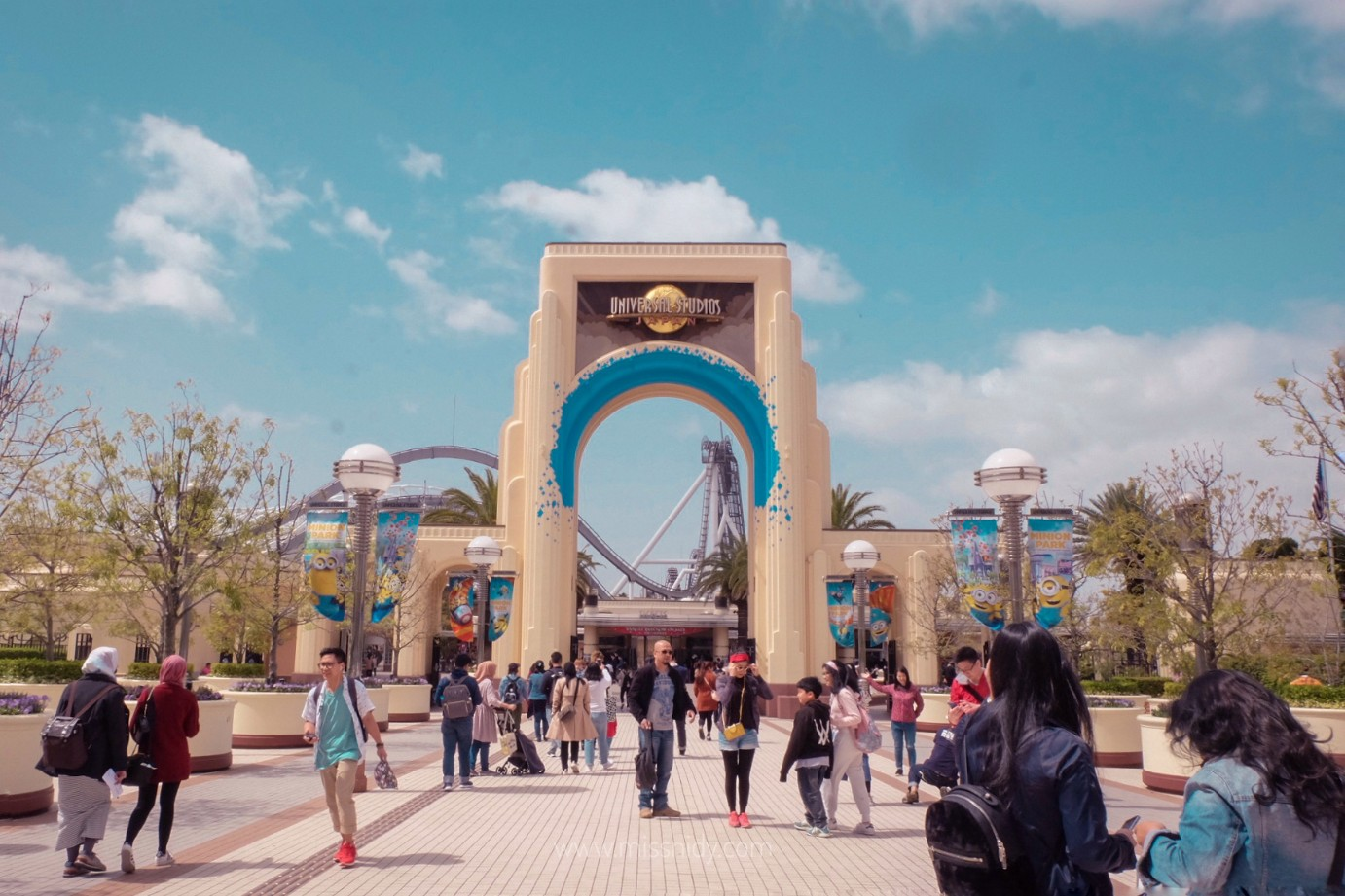 UNIVERSAL STUDIO JAPAN TICKET PRICE