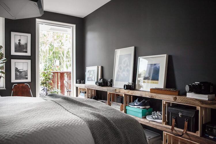 10 trucos para mantener la casa en orden. Orden dormitorio