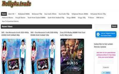 Bolly4u Trade Bollywood Movie HD Download