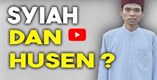 Kenapa Syiah Mengagungkan Husen? Ini Penjelasan Ust. Abdul Somad, Lc. MA