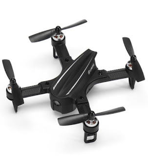 Review Drone Balap Eachine EX2 Mini Yang Sudah Pakai Motor Brushless