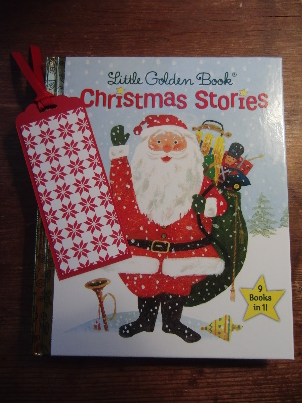Simple Stamping Tips Books And Bookmarks For Christmas