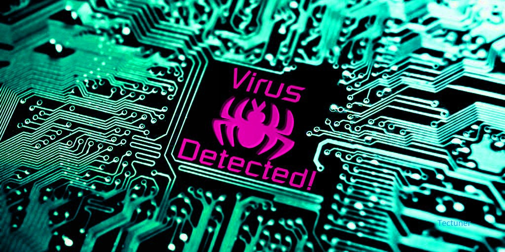 detect the virus in Computer,Computer virus,virus