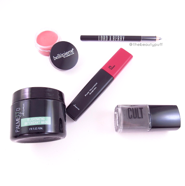 boxycharm october 2015 - the beauty puff