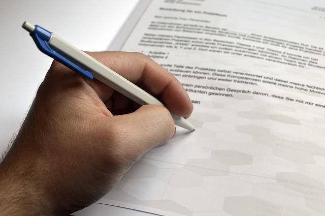 3 Contoh Surat Lamaran kerja Yang Dapat DI Terima HRD