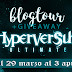 "3^ tappa del BLOGTOUR + GIVEAWAY di ""Hyperversum Ultimate"": intervista all'autrice"