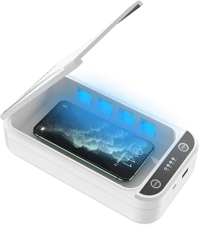 UV phone cleaner