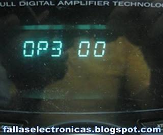 como programar equipo de sonido que no tiene audio