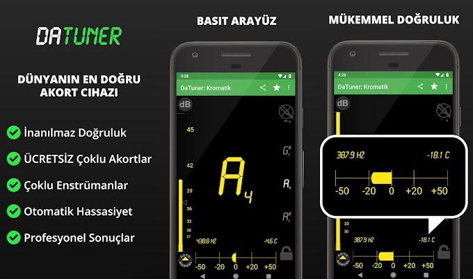 DaTuner – Akort Programı v3.300 Pro APK