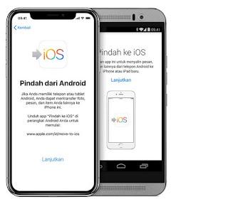 Cara Beralih dari Android ke iPhone, iPad, atau iPod Touch